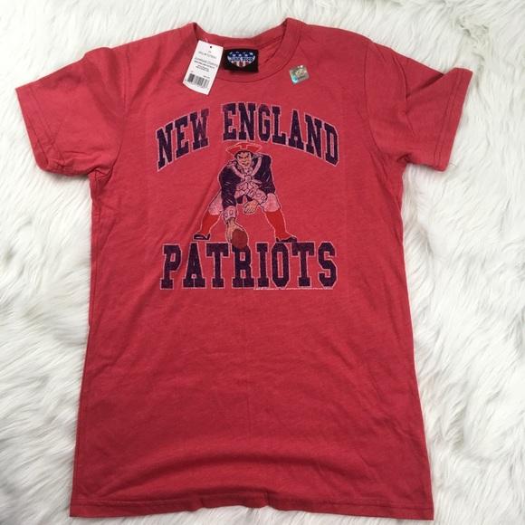 b7d339ec6 Junkfood New England Patriots T-Shirt XXL